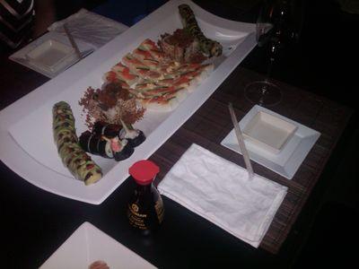 Sushi with Ed 2